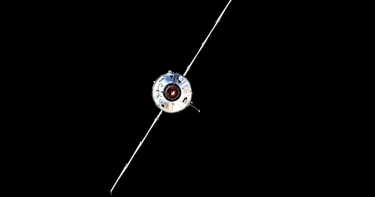 Russia blames software for space station error