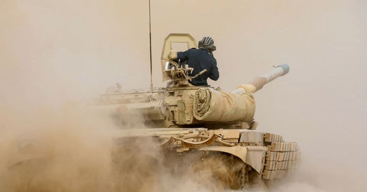 Russia moves tanks to the Afghanistan border as US and British troops pull out
