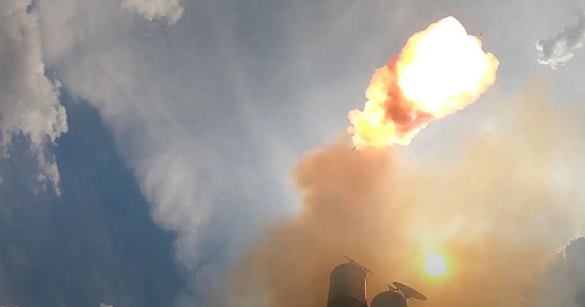 Russia reveals deadly weapon it claims can destroy hypersonic missiles in space