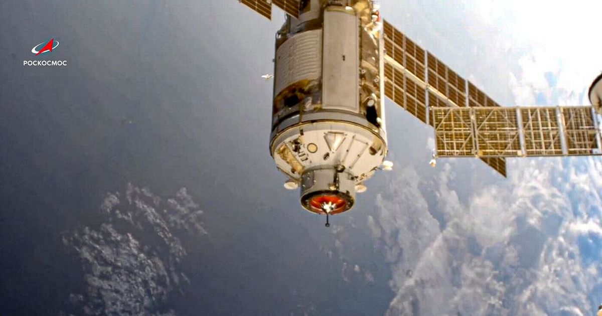 Russian 'software error' hits space station