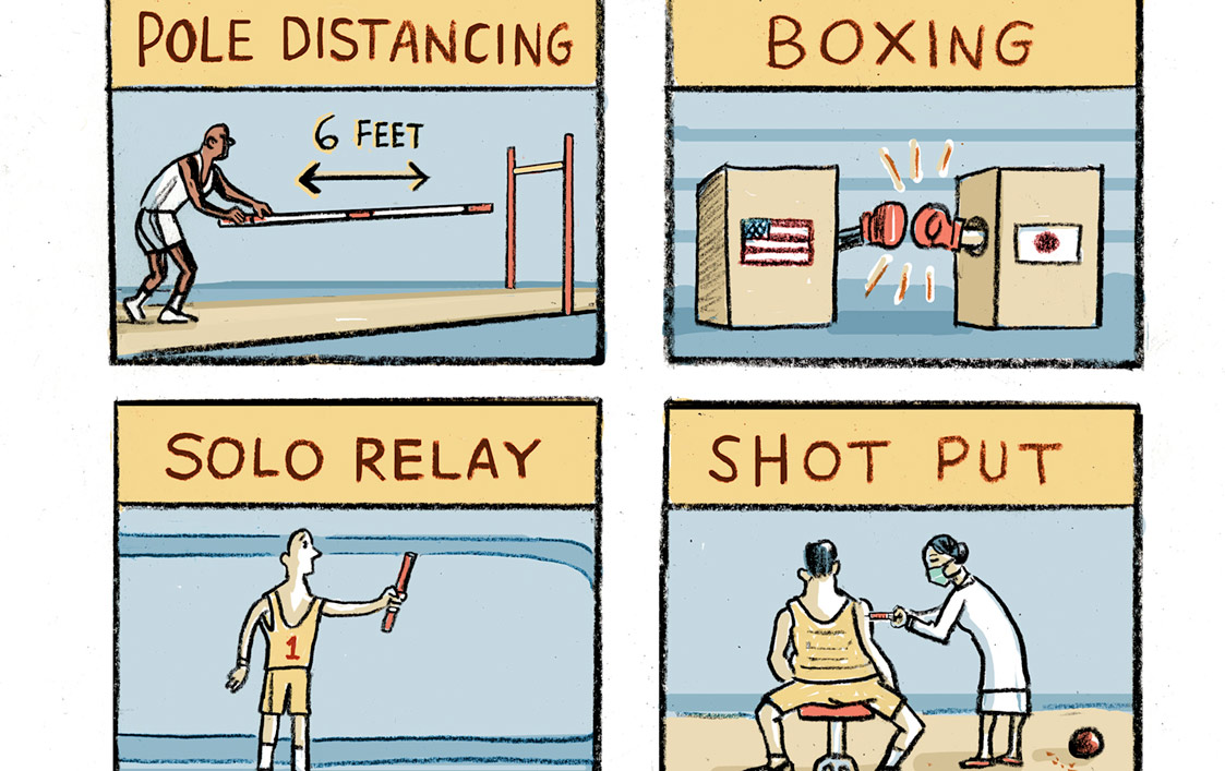 Safe Olympic Events