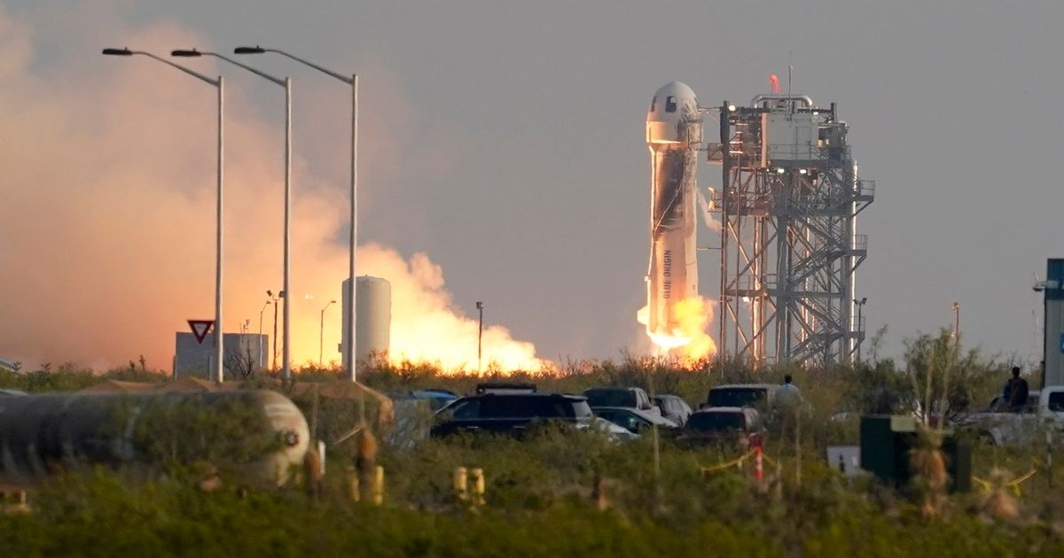 Space flights and satellite launches can now 'blast off' from UK soil