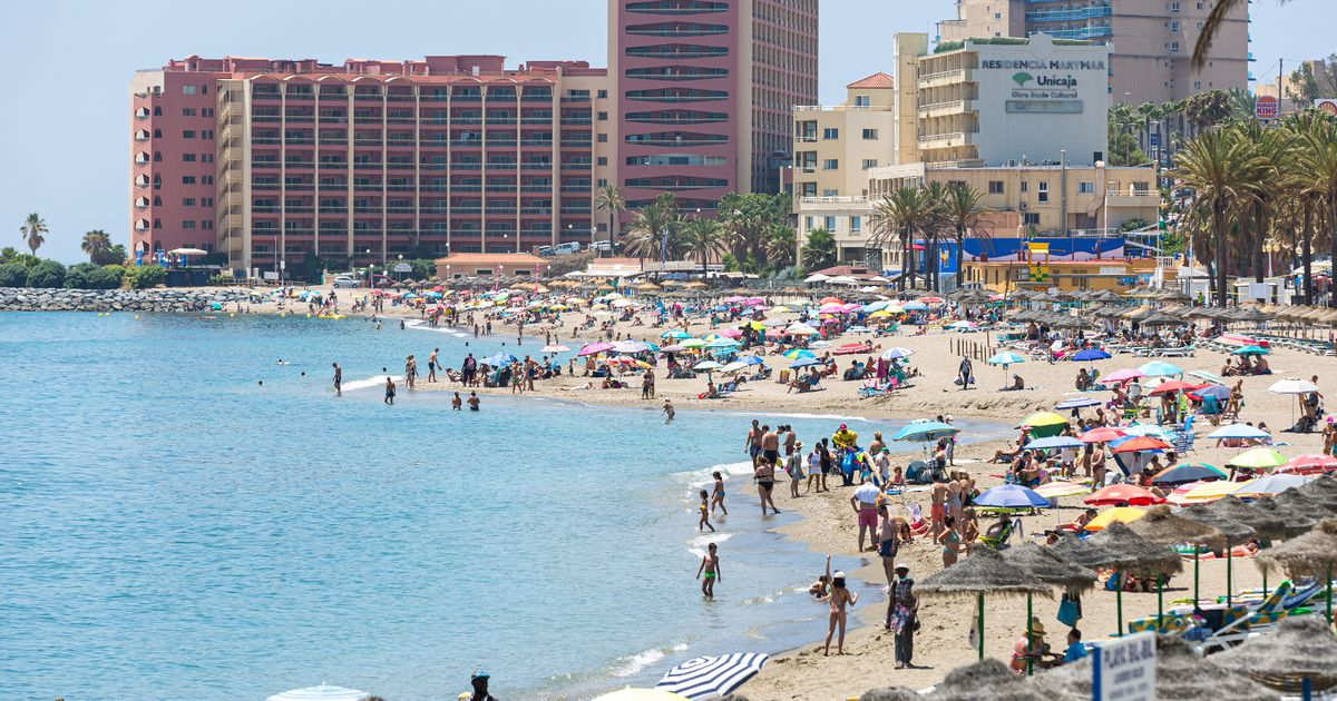 Spain's holiday hotspots impose restrictions due to record levels of coronavirus