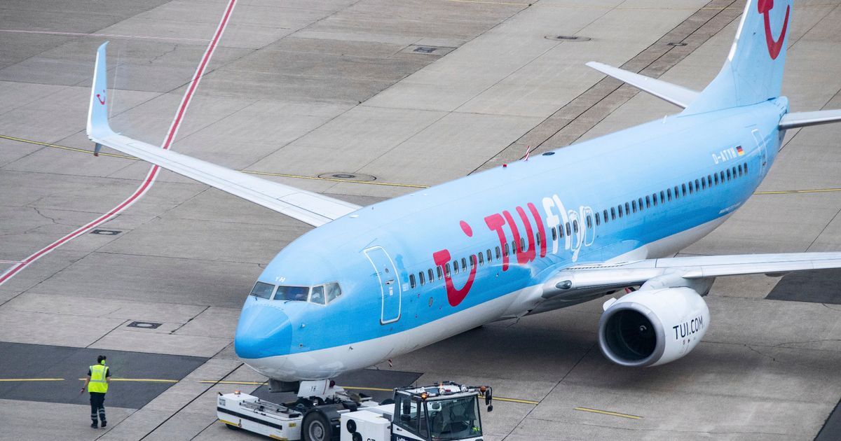TUI expands summer 2022 programme with host of new flight options
