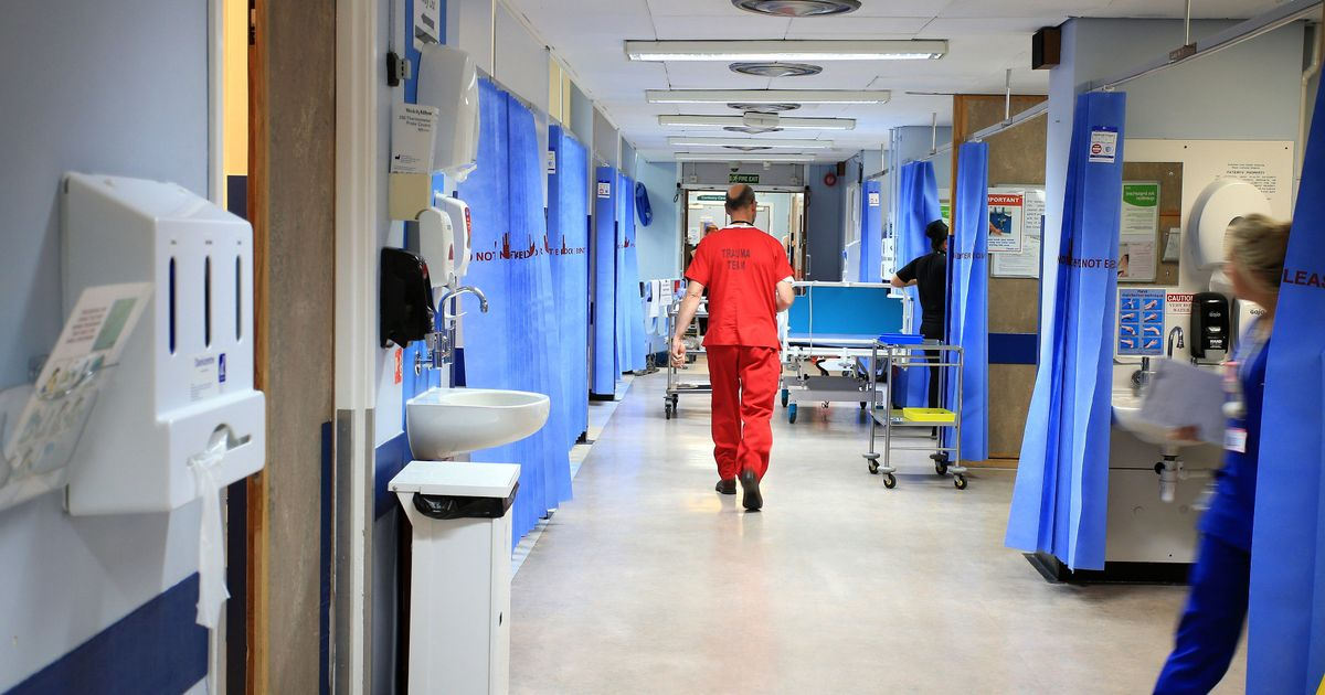 The Government has offered NHS staff a 3 per cent pay increase