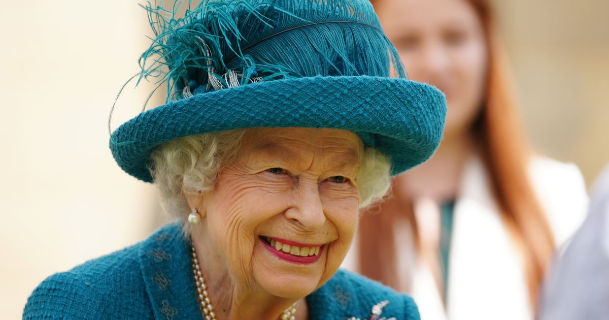The Queen heads to Balmoral for well-earned summer break