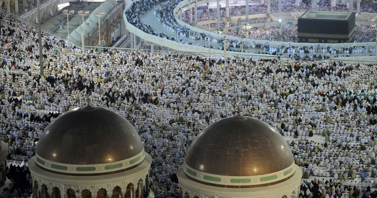 The sacred muslim festival Hajj faces covid restrictions