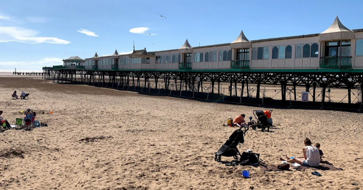 Tragedy as teen dies after being pulled from sea near Blackpool