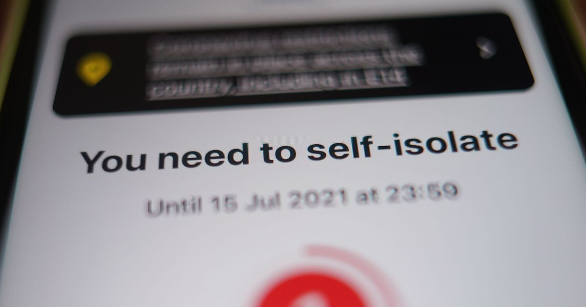 Train firms in England cut timetables as staff self-isolate