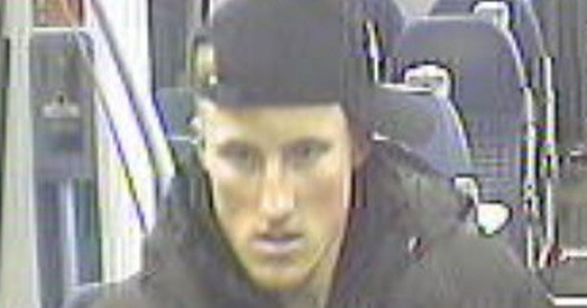 Train thug hit passenger with bottle after he was asked to put on face mask