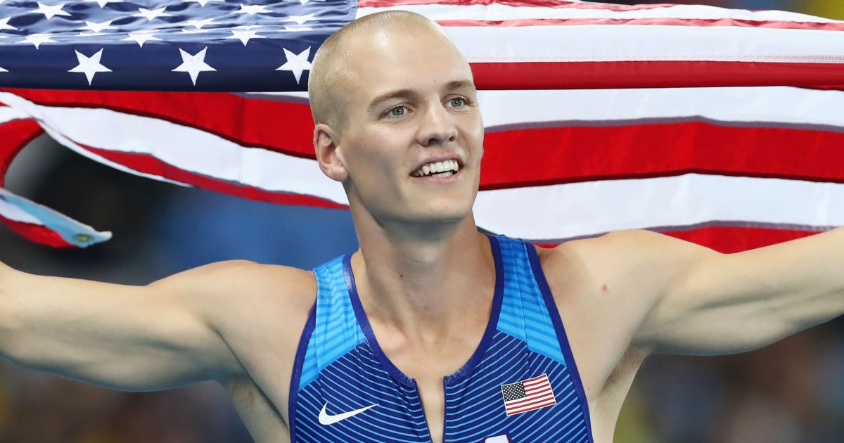 U.S. pole vault champion out of Olympics as Covid looms over eve of track and field