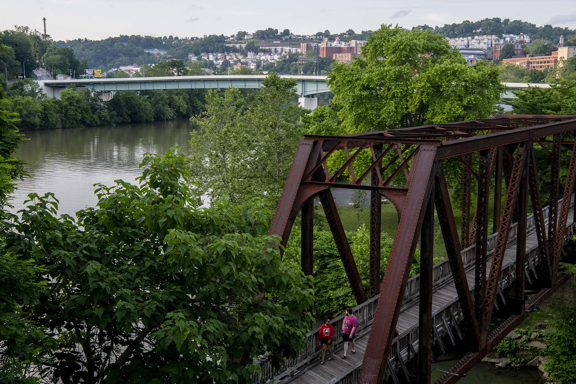 West Virginia is Trading Trump for Tech Workers