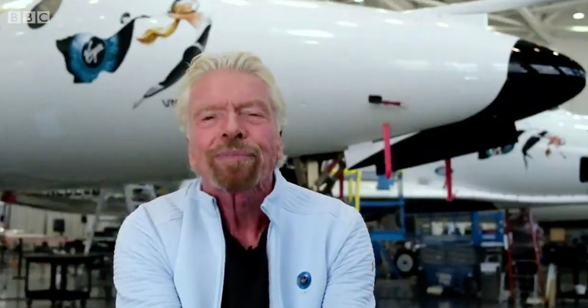 When does Richard Branson go into space - how to watch Virgin Galactic mission