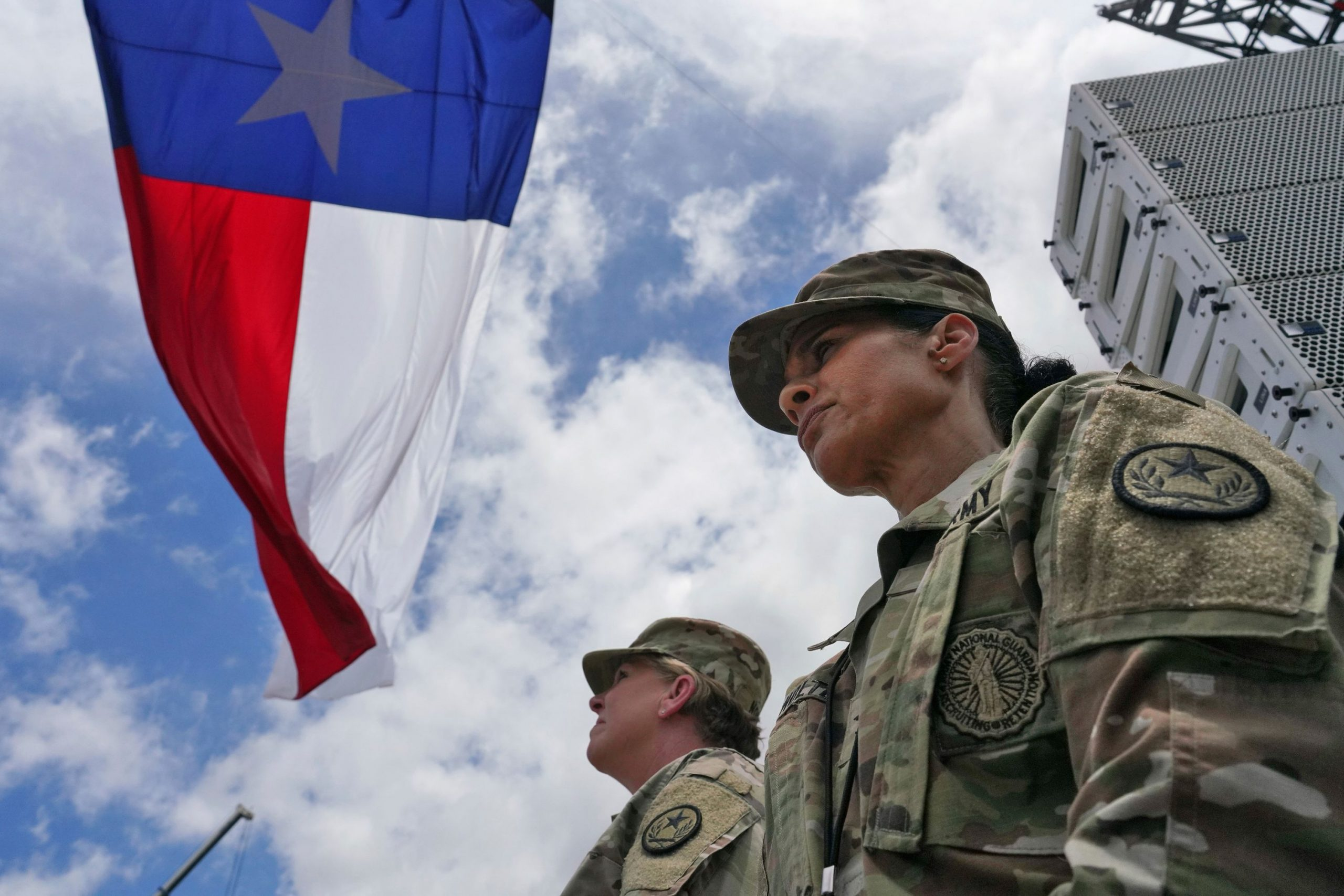 Why Are Republican Governors Sending National Guard to the Border?