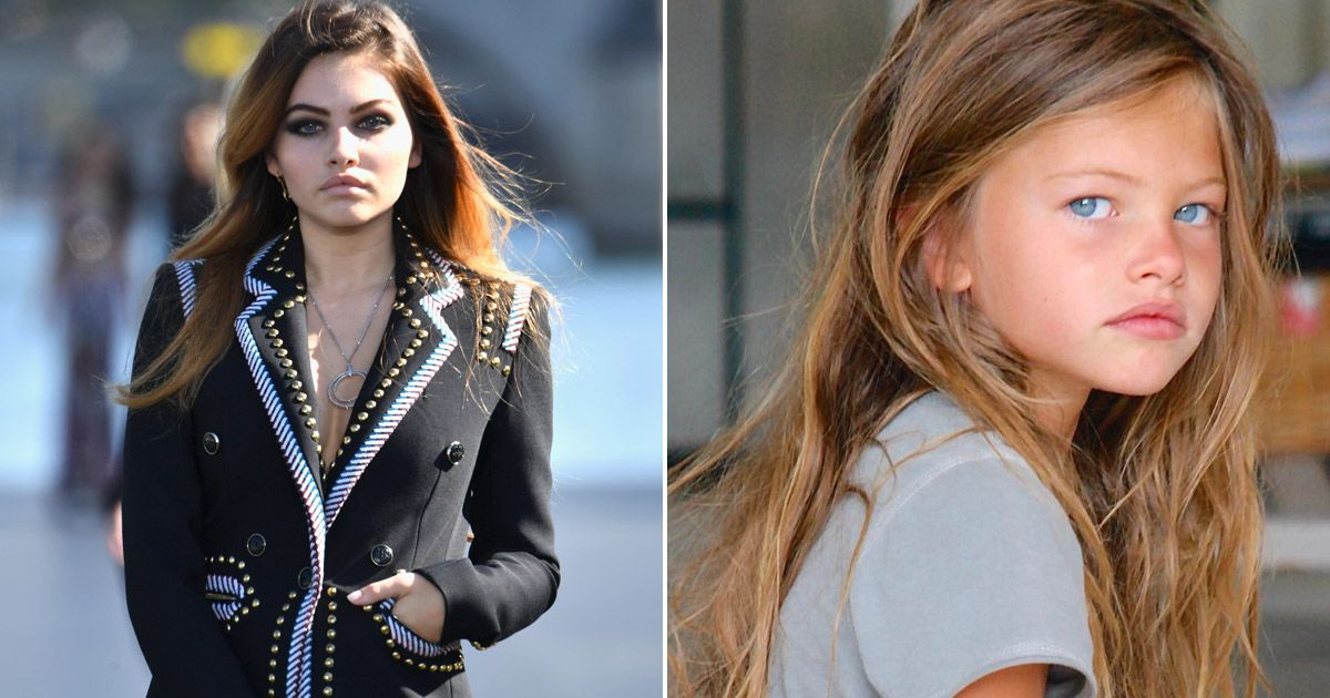 Thylane Blondeau has become one of the world