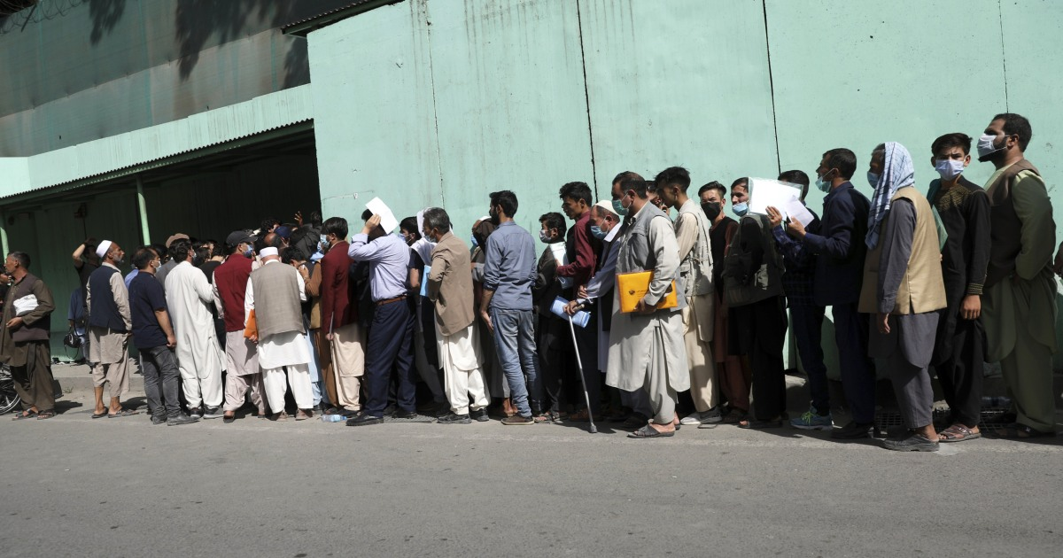 'End of all my hopes': Panic grips Kabul as Taliban enters capital, residents flee