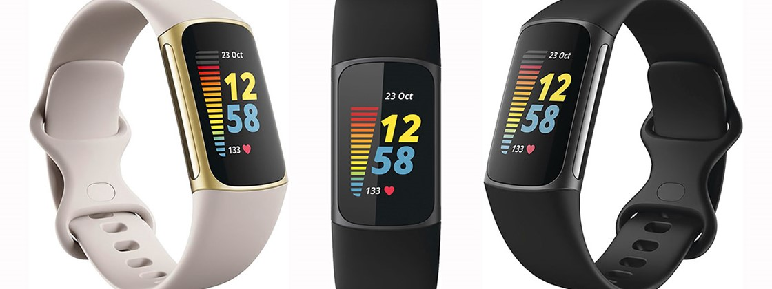 Fitbit Charge 5 Appears With Color Screen In New Renderings