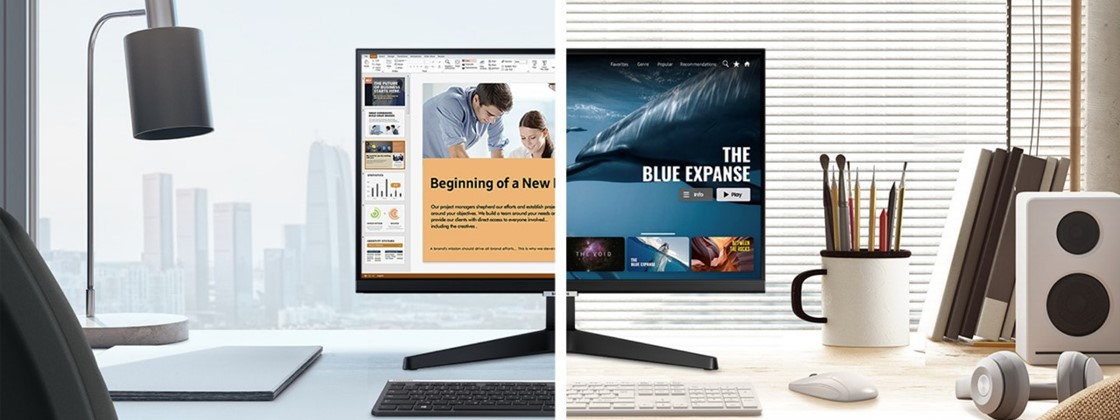 """Samsung Launches 24"""" Smart Monitor With Tizen in Brazil"""