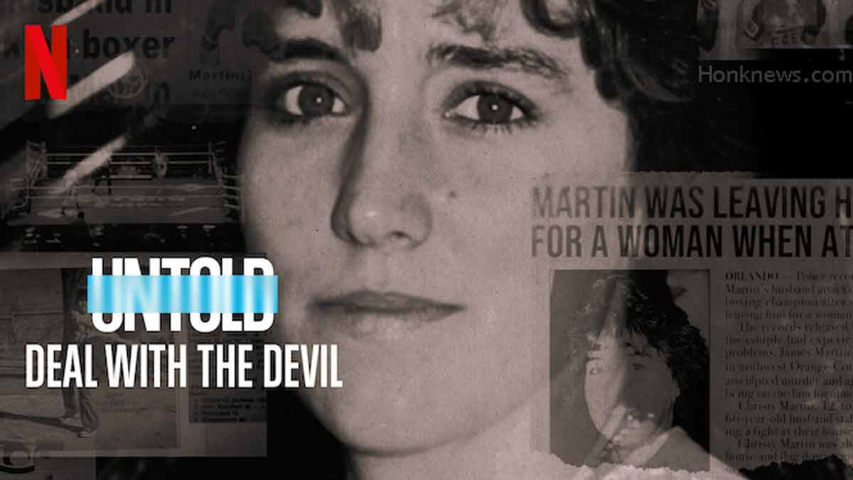 UNTOLD: Deal with the Devil- Christy Martin's Inspirational Story