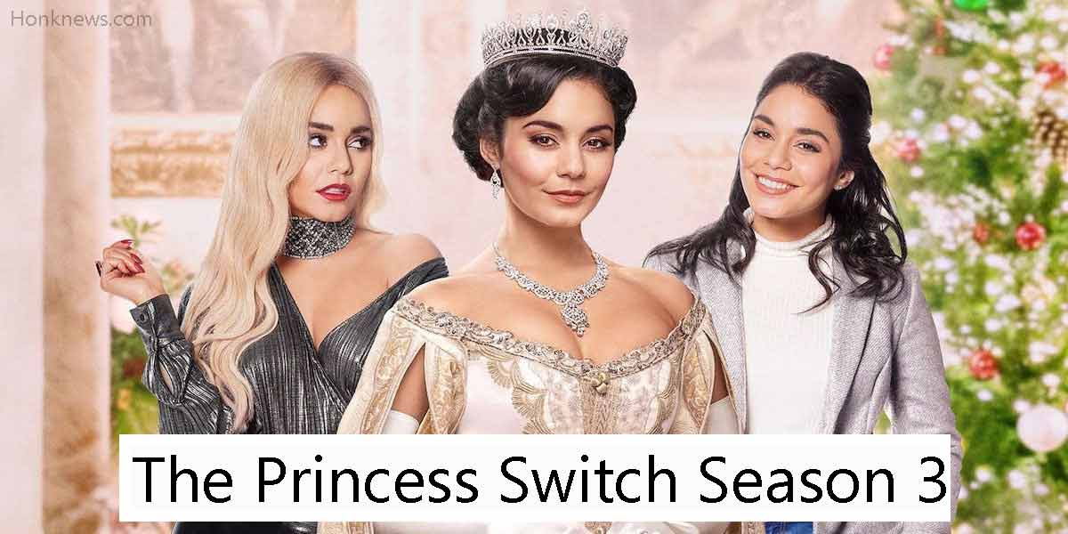 The Princess Switch Season 3: Confirmed Release Date  Hudgens Shared Special Photo