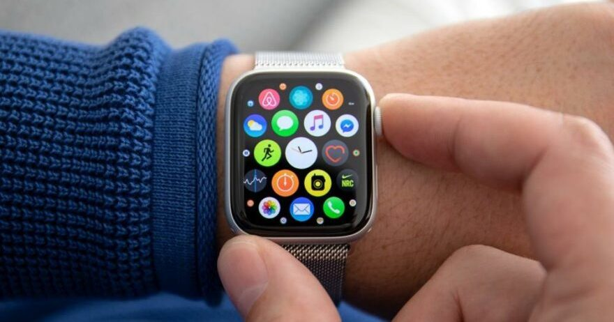 The number of users of Apple Watch made the company a leader!