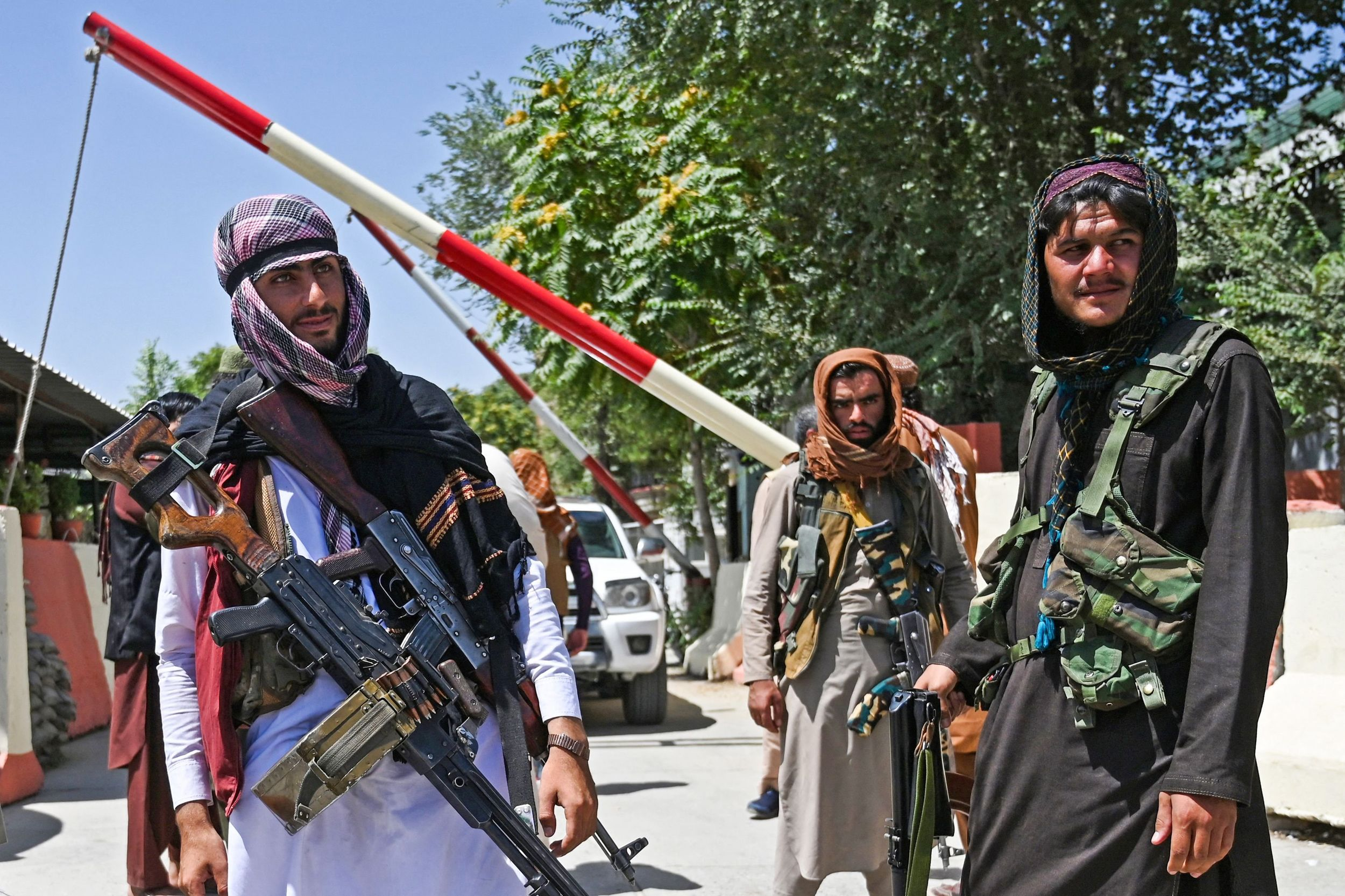 5 days: The key dates that led to a Taliban takeover in Afghanistan