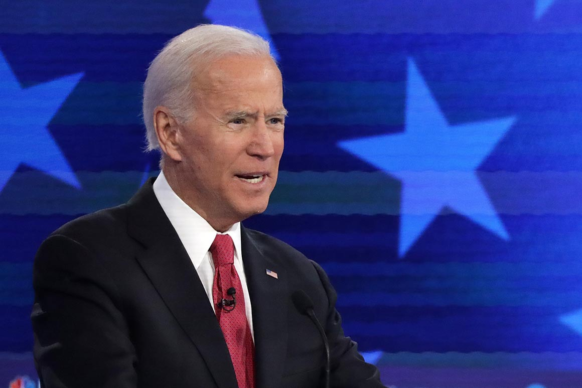 Biden comes to Newsom's recall defense as White House mulls larger role
