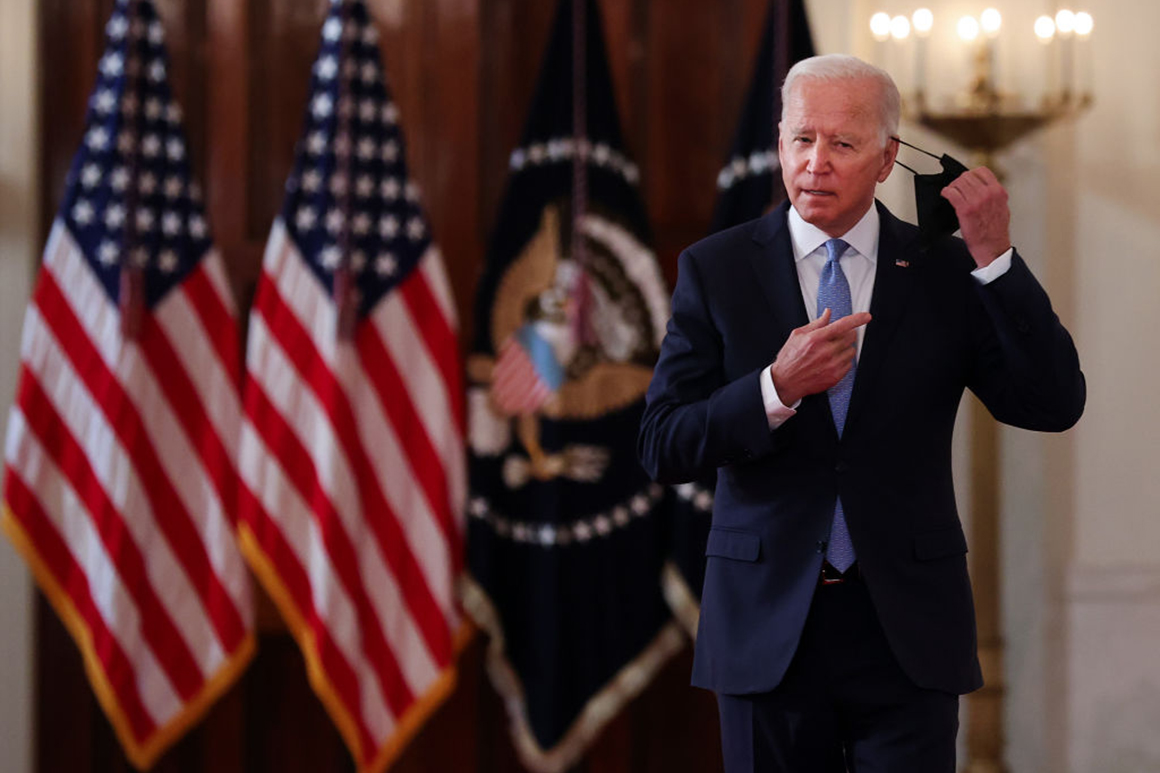 Biden tries to shift blame on Afghanistan