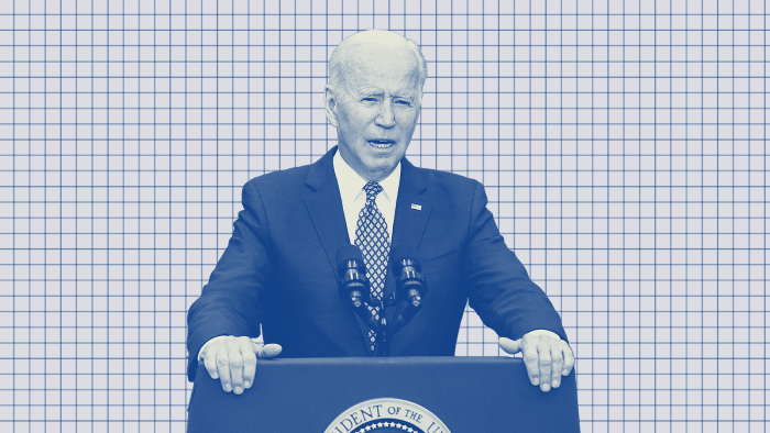 Biden's Declining Approval Rating Is Not Just About Afghanistan