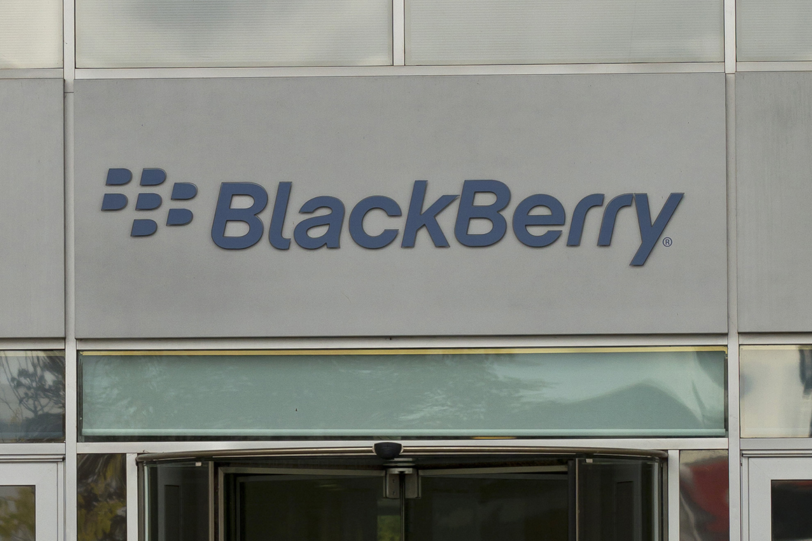 BlackBerry resisted announcing major flaw in software powering cars, hospital equipment