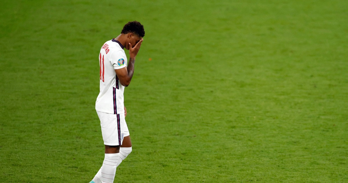 Bulk of racist abuse after Euro soccer final sent from U.K. accounts, Twitter says