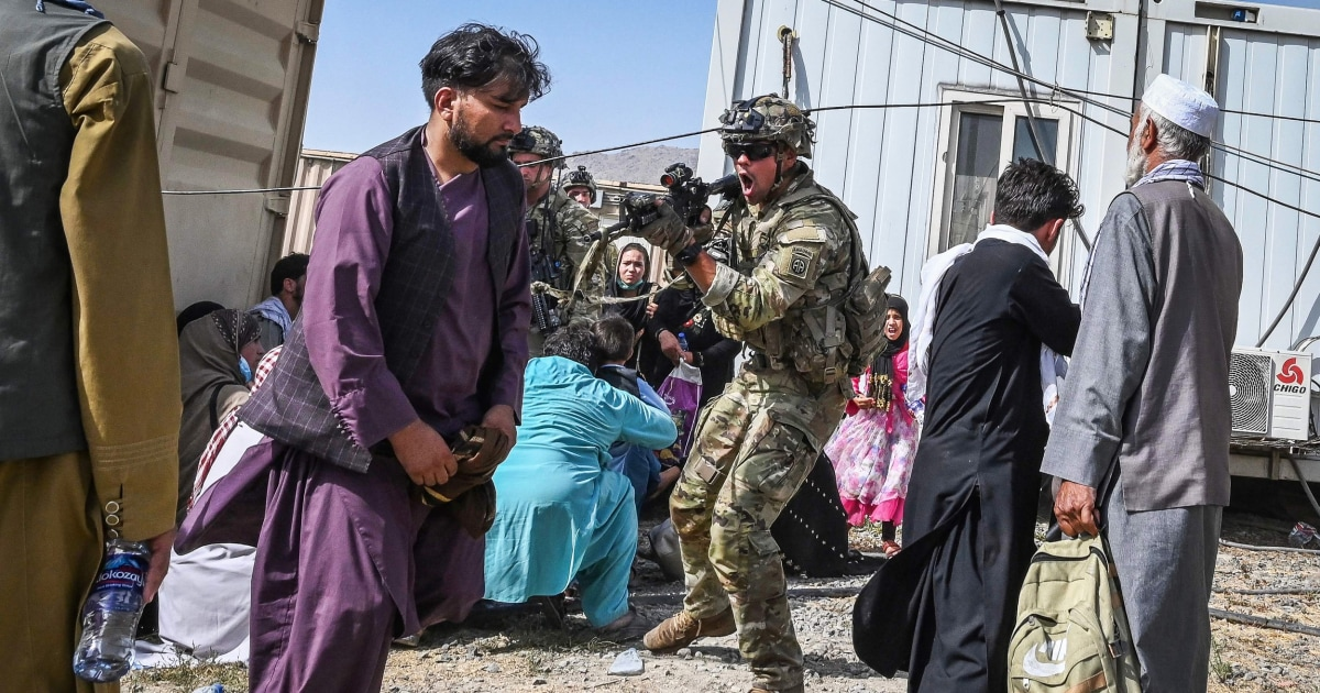 CIA warned of rapid Afghanistan collapse. So why did U.S. get it so wrong?