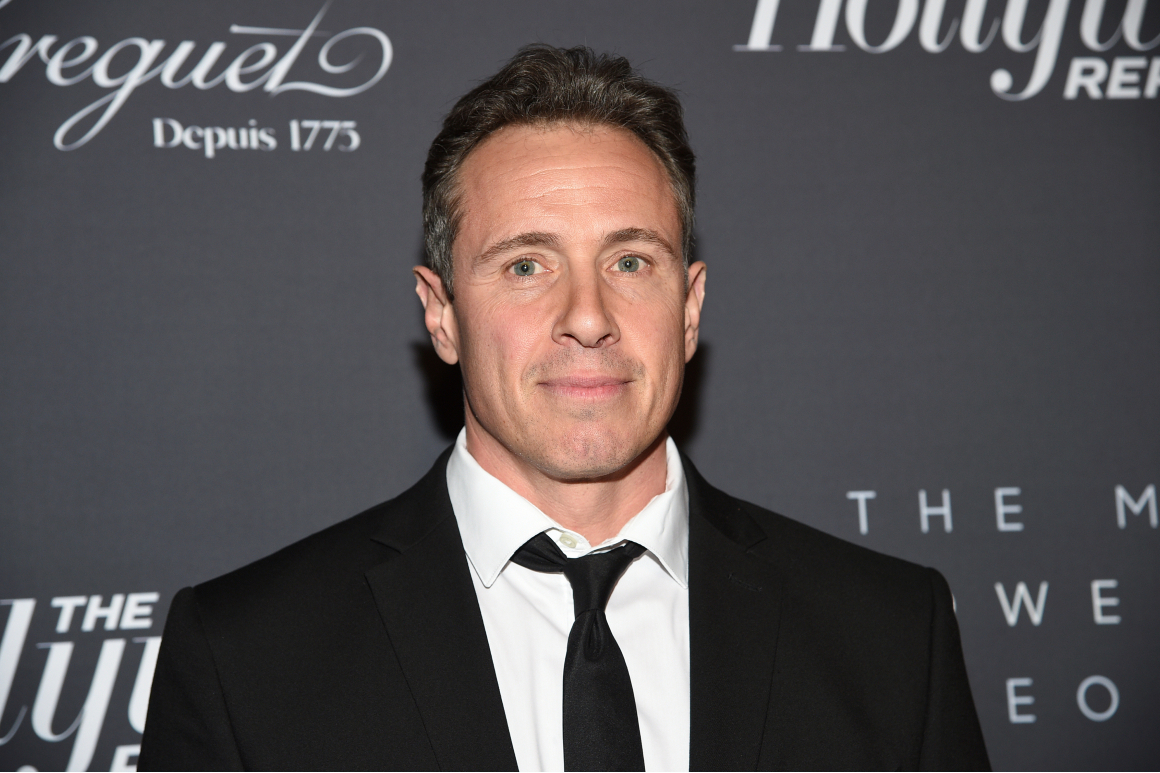 CNN's Chris Cuomo says he urged his brother to resign as New York governor
