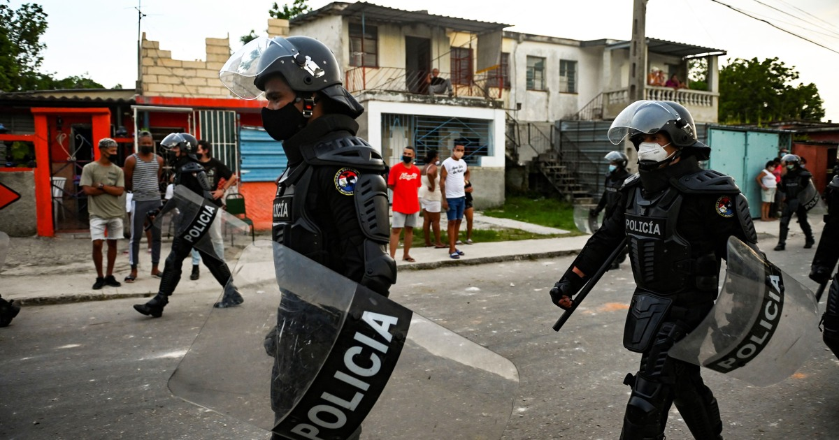 Cuba spells out social media laws, forbidding content that attacks the state
