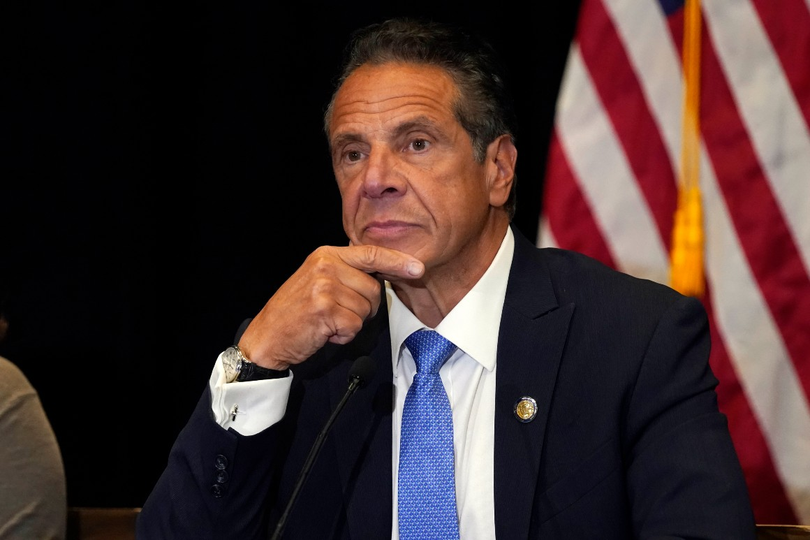 Cuomo makes a final attempt to define his legacy