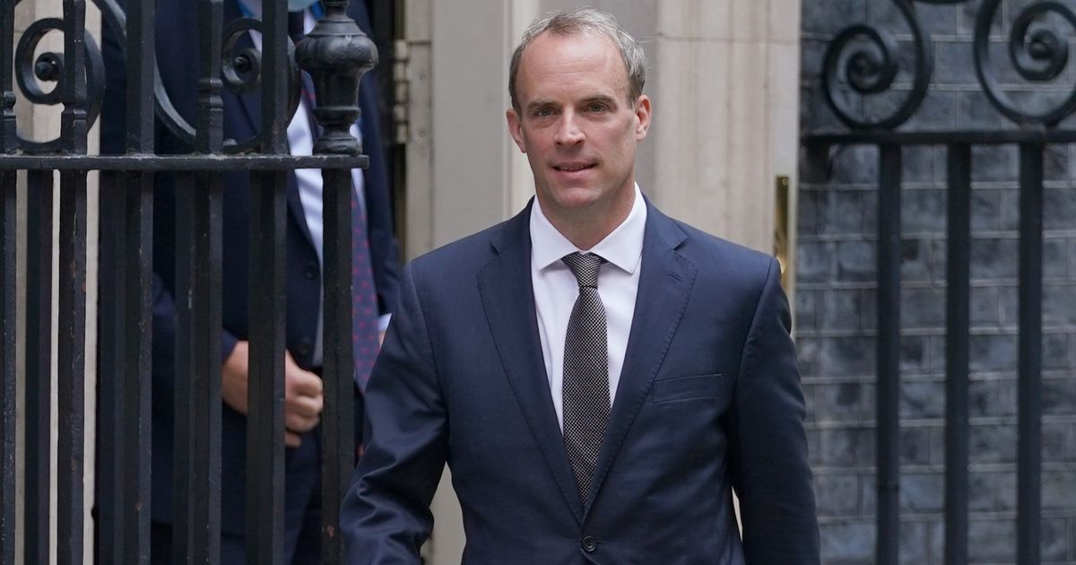 Dominic Raab faces new calls to quit over 'unforgivable failure of leadership'