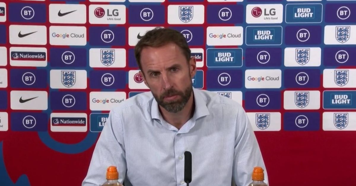 England manager Gareth Southgate says he suffered abuse for backing Covid vaccination programme