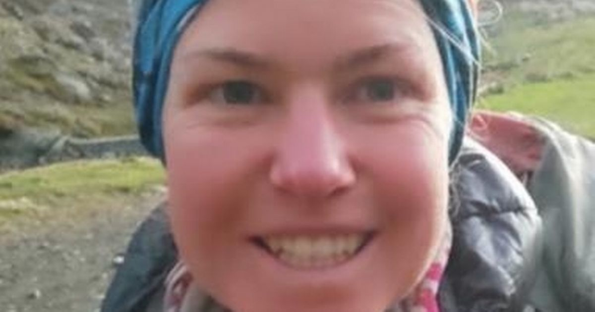 Esther Dingley: Partner of British hiker who went missing in Pyrenees thanks rescue teams
