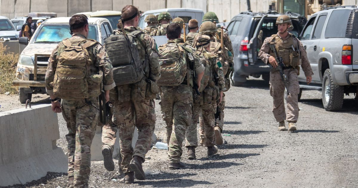 Final UK troops and diplomats leave Afghanistan after 20-year campaign