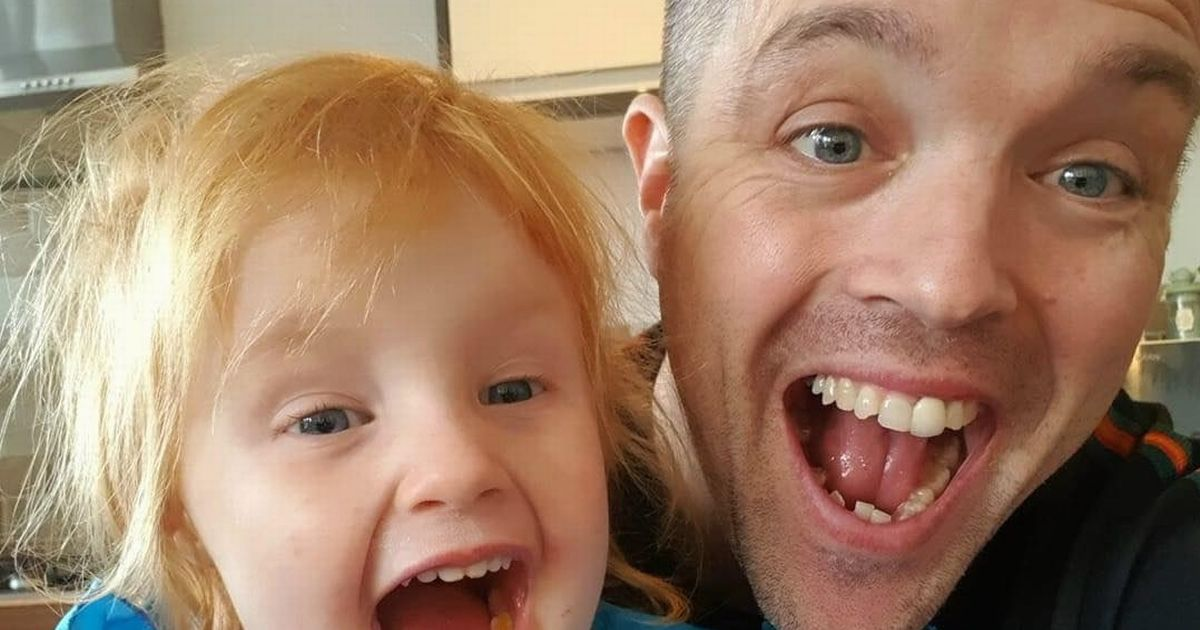 First picture of dad and three-year-old daughter killed in Plymouth shootings