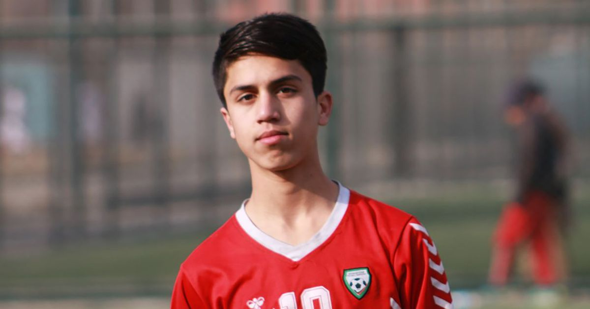 Distraught friends have paid tribute to talented footballer Zaki Anwari