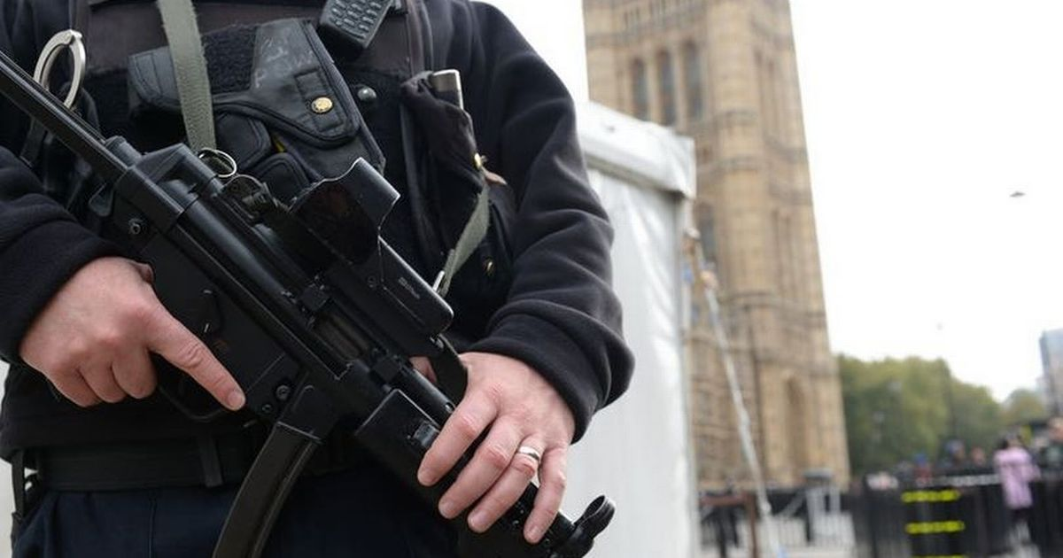 Four injured in London shooting, police seal off streets