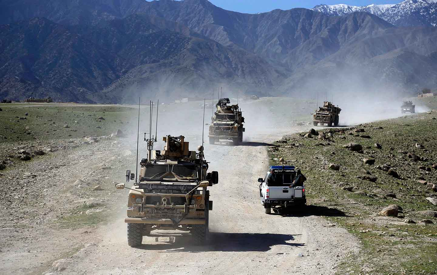 Great Power Politics After Afghanistan