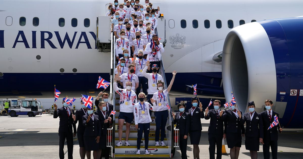 Greater London produces more of Great Britain's Olympic champions than anywhere else, study finds