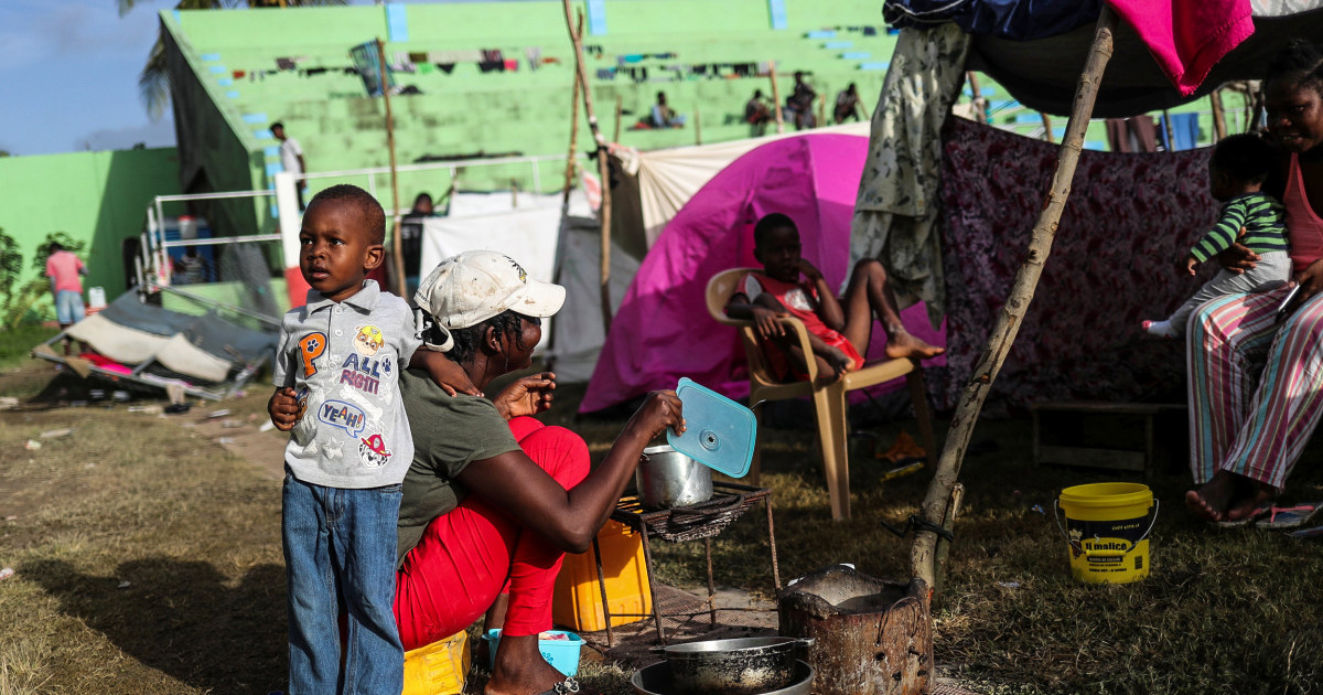 Haiti, scarred by Red Cross' 'aid' in 2010, wary of agency's help in latest recovery effort