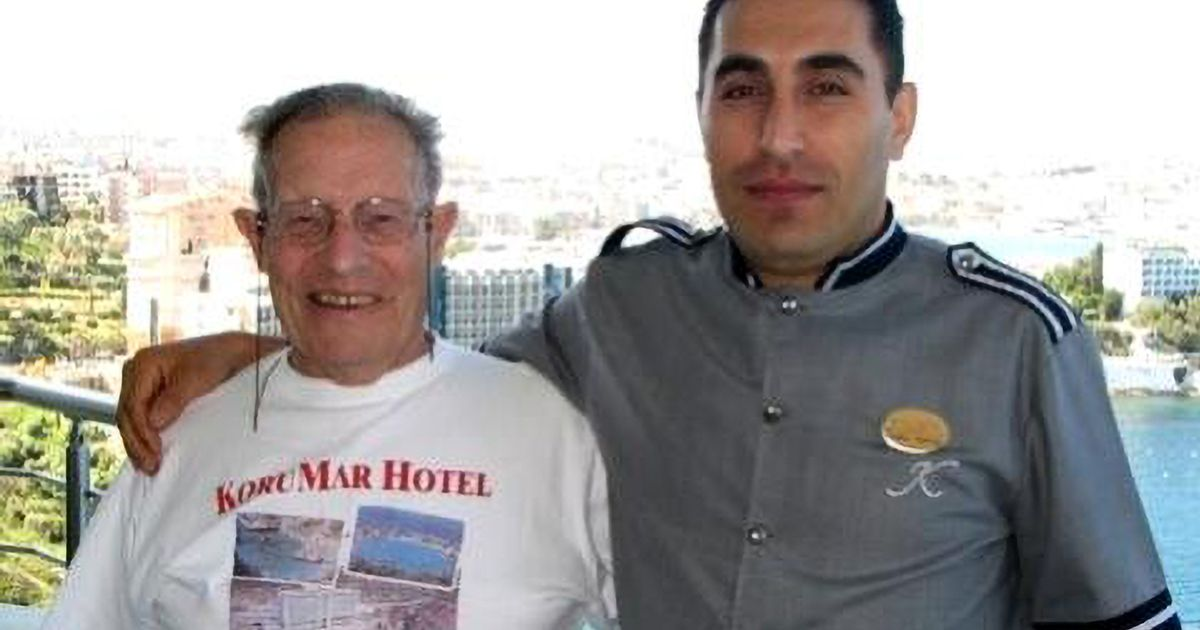 Hotel bellboy inherits fortune from wealthy Brit guest - and never has to work again