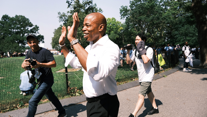 How Eric Adams Won The New York City Mayoral Primary