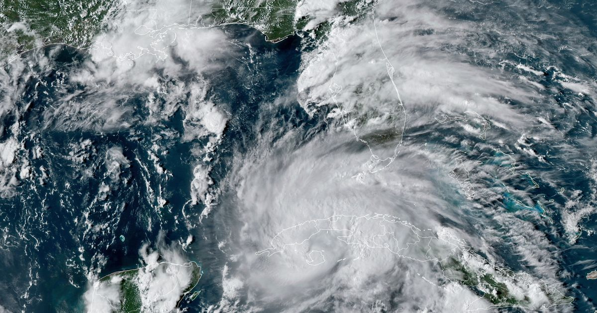 Hurricane Ida will be strongest storm to hit Louisiana since 1850s, says governor as residents warned to evacuate