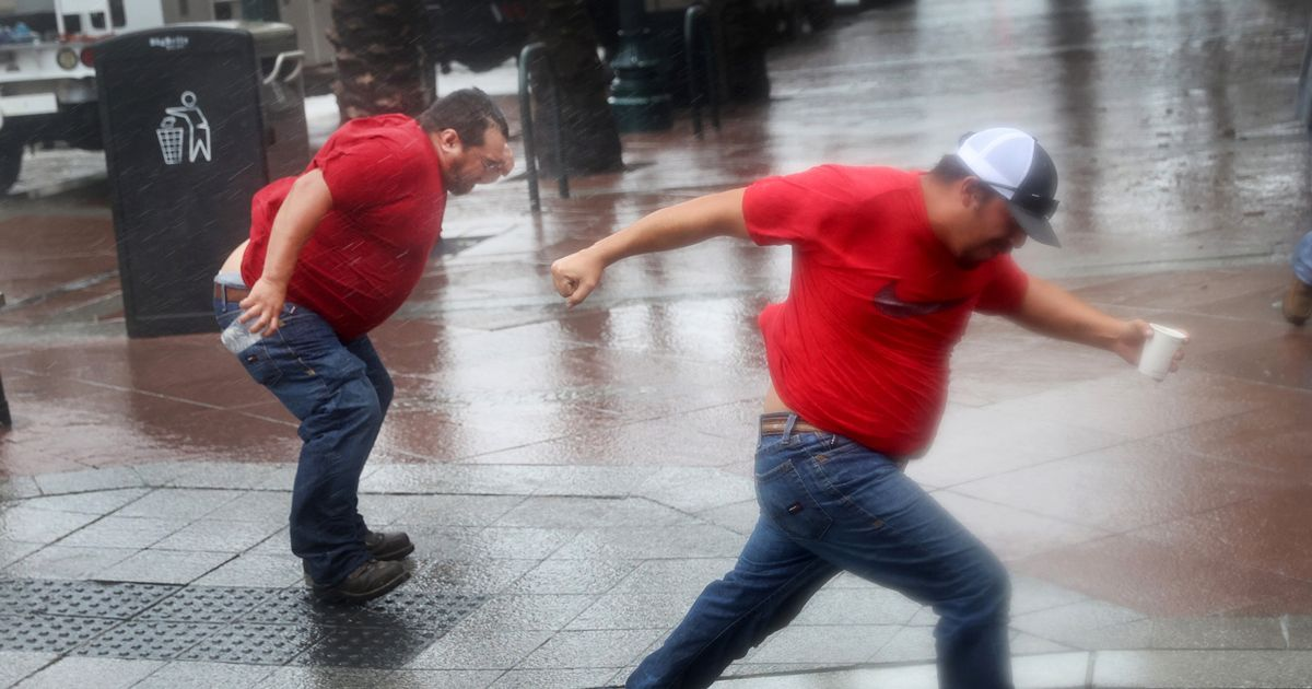 In pictures: Hurricane Ida causes havoc as one of the most powerful storms ever to hit the USA