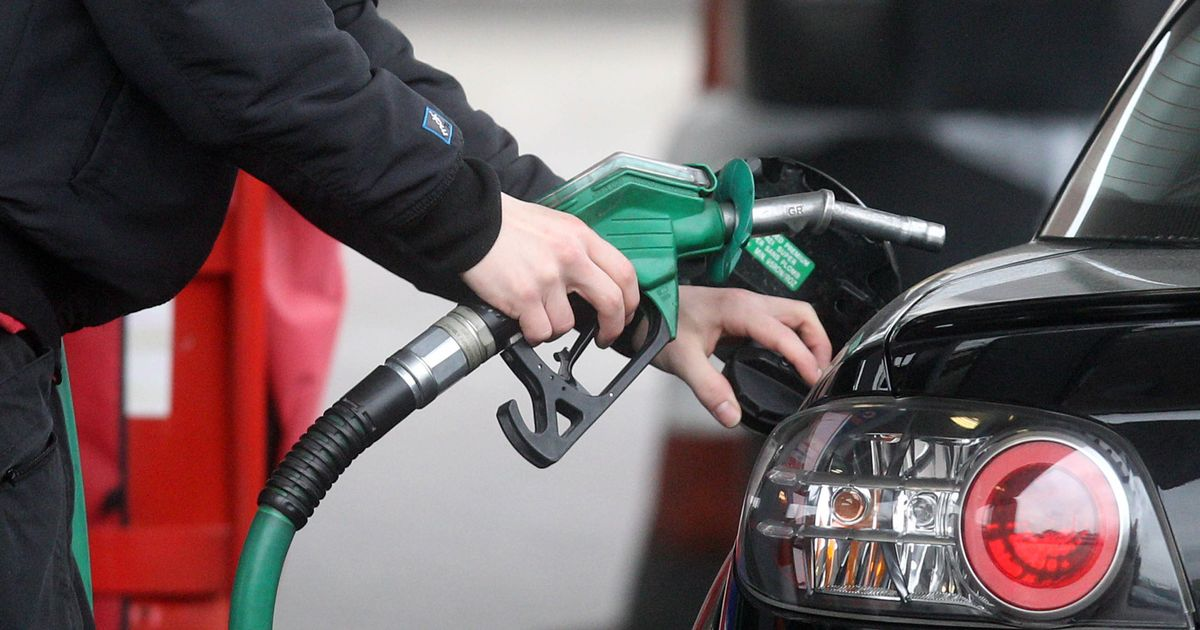 Inflation slows as clothes get cheaper but petrol prices have reached eight-year highs